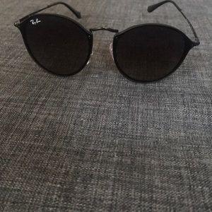 Ray-Ban Women's Blaze Round Sunglasses